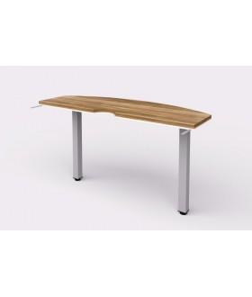 Zakončovací prvek jednacího stolu  - WELS - 103440