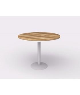 Jednací stůl průměr WELS průměr 100 cm