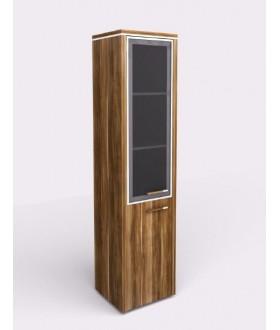 Kancelářská skříň kombinovaná WELS 42,5x39,9x196,5cm - levá