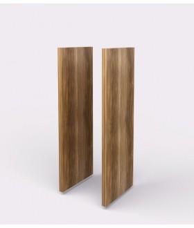Boční skříňové obkladové desky  v. 117cm - WELS