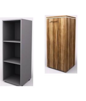 Kancelářská skříň  WELS 40,4x39,9x119,5 cm - policová - KM810301