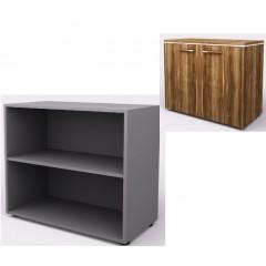 Kancelářská skříň  WELS 40,4x79,8x80 cm - policová - KM814201