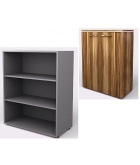 Kancelářská skříň  WELS 40,4x79,8x119,5 cm - policová - KM814301