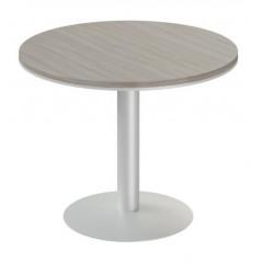 Jednací stůl  WELS - průměr 100 cm - 103500 - výběr barevného provedení
