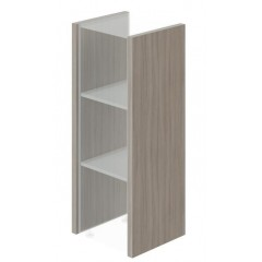 Boční obkladové desky WELS ke skříním výšky 119,5 cm  - 109310