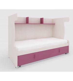 Sestava pro patrovou postel MIA s přistýlkou 147.517