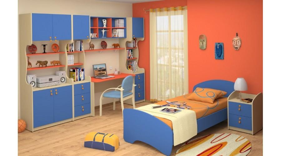 Dětský a studentský nábytek