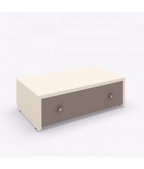 Nízká skříňka Siluet  široká - výška 27,6 cm