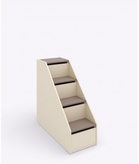 Schody pro patrovou postel Siluet 262.915