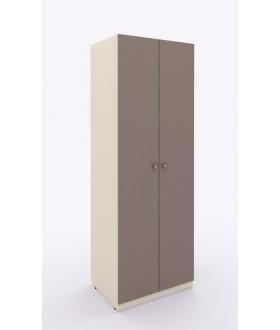 Skříň šatní Siluet široká - výška 235,6 cm