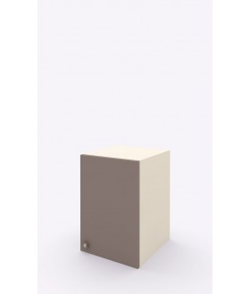 Jednokřídlá horní skříňka Siluet 266.301 - pravá