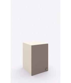 Jednokřídlá horní skříňka Siluet 266.301 - levá