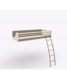 Horní postel se žebříkem Siluet 268.905