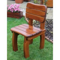 Dřevěná zahradní židle LORETA