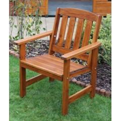 Dřevěné zahradní křeslo ORBA