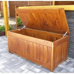 Dřevěná zahradní truhla TAKO