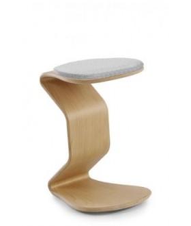 Balanční stolička ERCOLINO MEDIUM - rovný sedák 1116 96