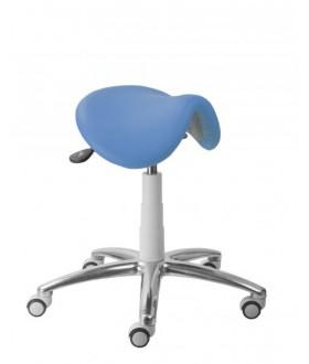 Sedlová stolička s naklápěcím sedákem MEDI 1213 G