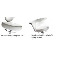 Lékařská stolička MEDI 1251 G DENT