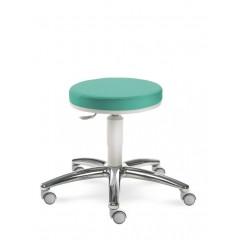 Lékařská stolička otočná MEDI 1256G