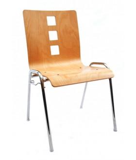 Jednací židle KONFERENCE BZJ 183