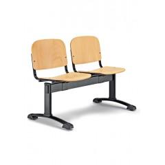 Dřevěná lavice  IMD 3sedák