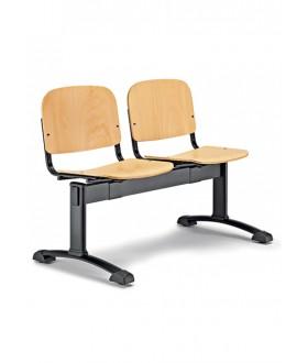 Dřevěná lavice IMD   4sedák