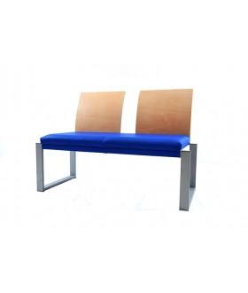 Čalouněná lavice  L2  2sedák