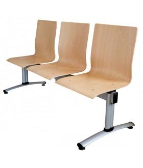 Dřevěná lavice  DIMP  2sedák