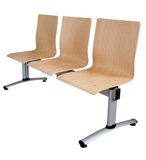 Dřevěná lavice DIMP  4sedák