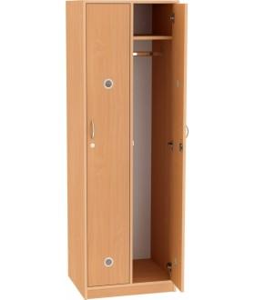 Šatní skříň dvoudveřová SF01
