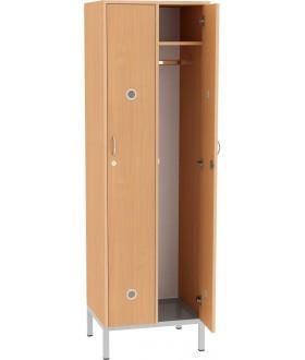 Šatní skříň dvoudveřová SF03