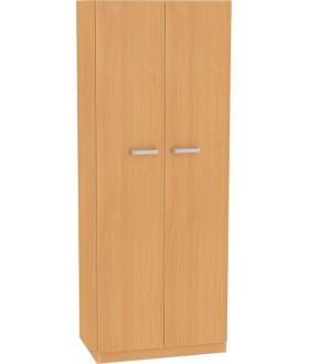 Skříň NOVA s dveřmi  5OH - SD14 výška 183 cm