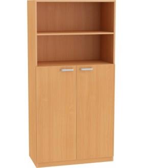 Skříň NOVA s dveřmi středními 5OH - SD24