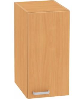 Skříňový nástavec NOVA s dveřmi 2OH - pravý  NSE07