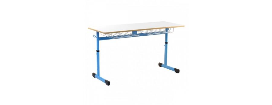 Školní lavice a stoly