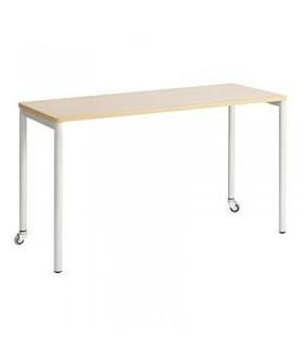 Dvoumístný mobilní stůl  NDSM20