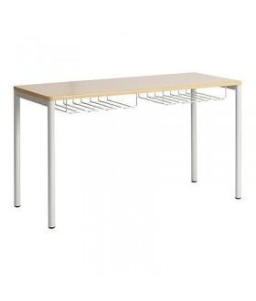 Dvoumístný stůl s košíky NDSZ11
