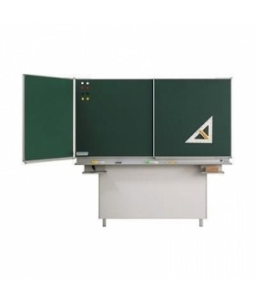 Podstavcová školní tabule s křídly N310-2010