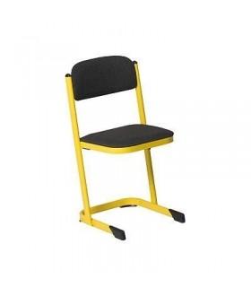 Učitelská čalouněná židle NZ20C