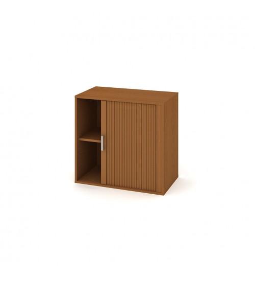 Kancelářská skříň Drive 80x74 cm s roletou