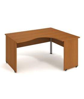 Kancelářský pracovní stůl Gate 160x120 cm (60x80cm)