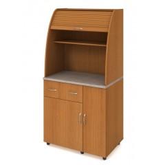 Minikuchyně Office - s lednicí pravá - KU22P