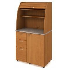 Minikuchyně FIXIT  KU30L levá - bez vybavení - rozměr 100x189x60 cm - výběr barevného provedení