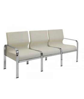 Kancelářská sedačka MORFEO 3 - 3-sedák