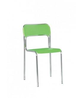 Jednací židle plastová ASKONA