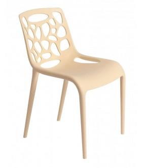 Plastová židle Elena