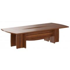 Jednací stůl  BORN - rozměr 300x130 cm - B122 - 4 barevné varianty
