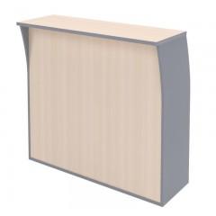 Recepční pult IMAGO  RS2 - rozměr 124x51x115 cm - výběr barevného provedení