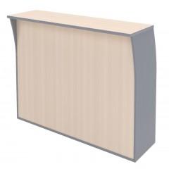 Recepční pult IMAGO  RS3 - rozměr 144x51x115 cm - výběr barevného provedení